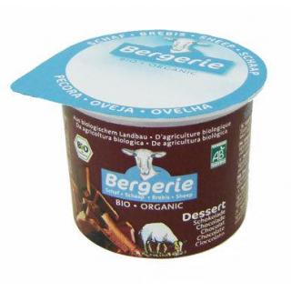 Bergerie Schaf-Schoko-Dessert, 125 gr  Becher