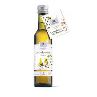 Bio Planète Leindotteröl nativ, 250 ml Flasche