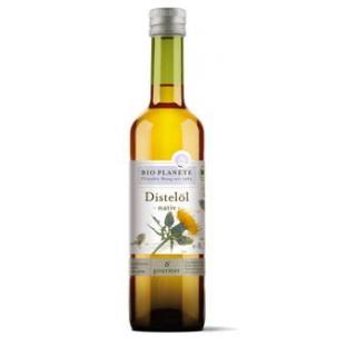 Bio Planète Distelöl, nativ, 0,5 ltr Flasche