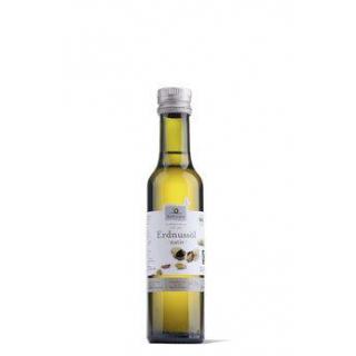 Bio Planète Erdnussöl,  nativ , 250 ml Flasche