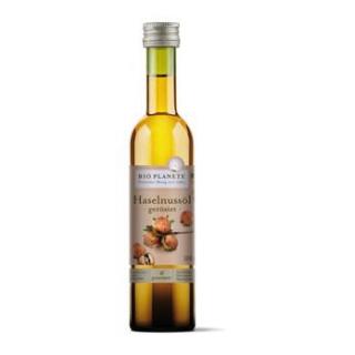 Bio Planète Haselnussöl, geröstet, 100 ml Flasche