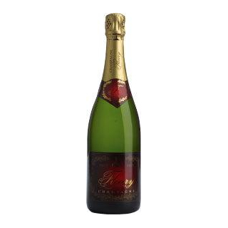Champagne Brut Carte Rouge, 0,75 ltr Flasche
