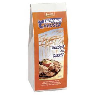 Erdmannh Bulgur aus Dinkel, 500 gr Packung