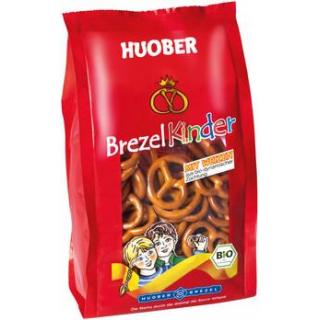 Huober Brezel Brezel Kinder, Weizen, 125 gr Packun