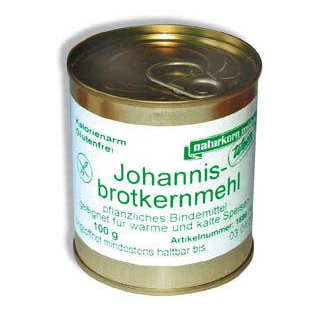 Werz Johannisbrotkernmehl, 100 gr Packung -glutenf
