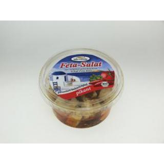 bio-verde Feta-Salat pikant, 125 gr Becher