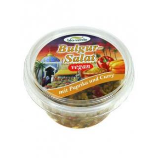 bio-verde Bulgur-Salat, 125 gr Becher