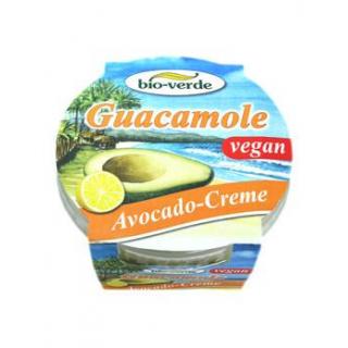 bio-verde Guacamole vegan, 150 gr Becher