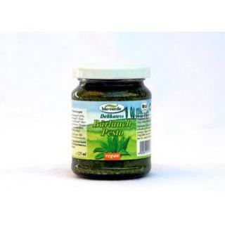 bio-verde Pesto Bärlauch, 6x 125 ml Glas