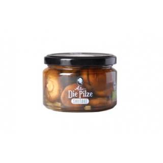 Alber Shiitake Pilze, 250 gr Glas (150gr)