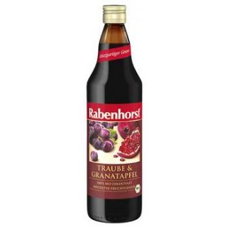 Rabenhorst Granatapfel in Traube, 0,75 ltr Flasche