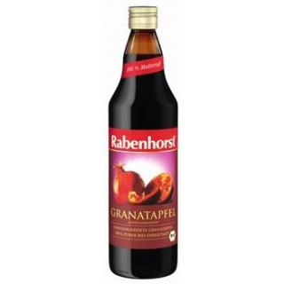 Rabenhorst Rabenhorster Granatapfel, 0,75 ltr Flas