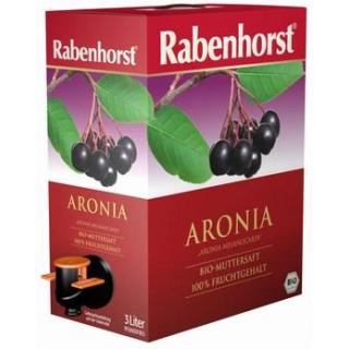 Rabenhorst Aronia Muttersaft, 3 ltr Kanister