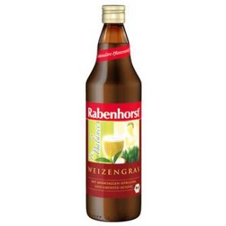 Rabenhorst Weizengras-Cocktail, 0,75 ltr Flasche