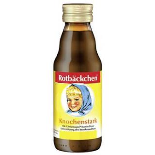 Rotbäckchen  Knochenstark Mini, 125 ml Flasche