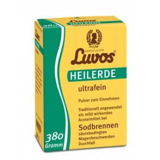 Luvos Heilerde ultrafein, 380 gr Packung