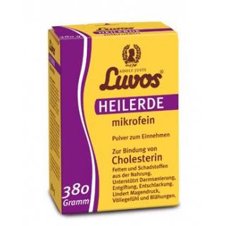 Luvos Heilerde mikrofein, 380 gr Packung