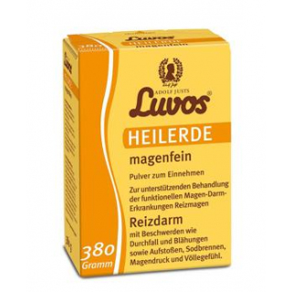 Luvos Heilerde magenfein, 380 gr Packung