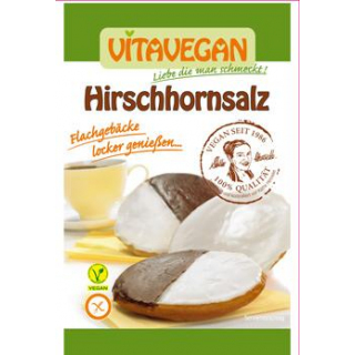 Biovegan Hirschhornsalz, 20 gr Packung