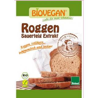 Biovegan Roggen Sauerteigextrakt, 30 gr Packung