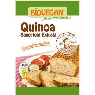 Biovegan Quinoa Sauerteigextrakt, 20 gr Packung -g