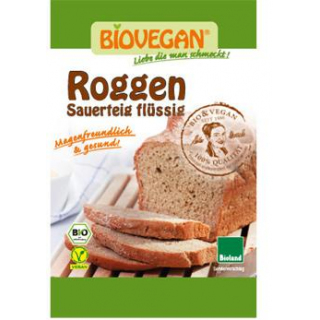 Biovegan Natursauerteig, 150 ml Packung