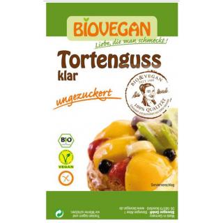 Biovegan Käthes Bio Tortenguss, 2x 6 gr Packung