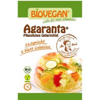 Biovegan Bio Agaranta, 18 gr Packung