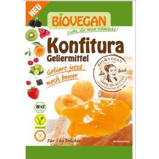 Biovegan Konfitura Geliermittel, 32 gr Beutel