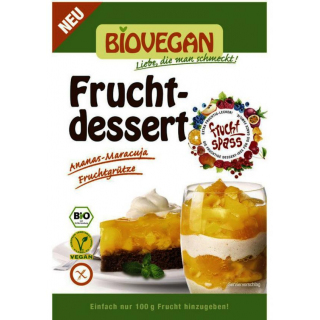 Biovegan Ananas-Maracuja, 32 gr Packung