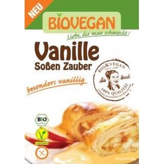 Biovegan Vanillesoße, 38 gr Packung