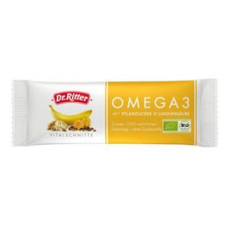 Dr. Ritter Vitalschnitte Omega 3, 40 gr Stück