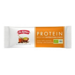 Dr. Ritter Vitalschnitte Protein, 40 gr Stück