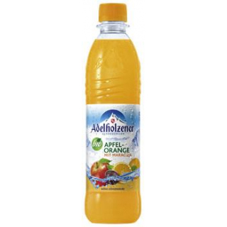 Adelholzener Alpenquellen Apfel Orange Maracuja, 0