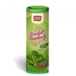 Rosengarten Gemüse-Cracker Grünkohl-Rauchsalz, 80