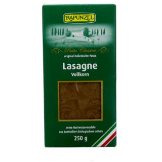 Rapunzel Lasagne-Platten Vollkorn, 250 gr Packung