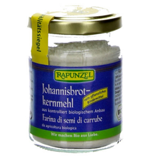 Rapunzel Johannisbrotkernmehl, 65 gr Glas