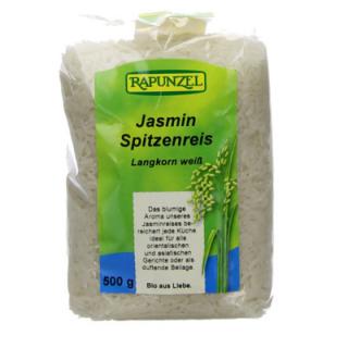 Rapunzel Jasmin Spitzenreis Langkorn weiß, 500 gr