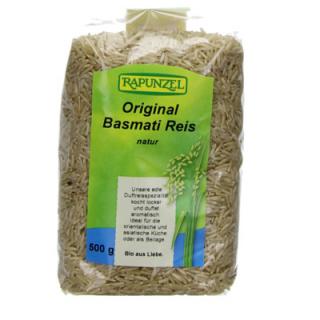 Rapunzel Himalaya Basmati Reis natur, 500 gr Packu