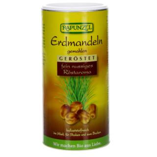 Rapunzel Erdmandeln gemahlen,geröstet, 300 gr Dose