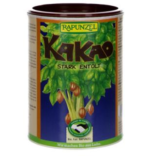 Rapunzel Kakaopulver stark entölt HIH, 250 gr Dose