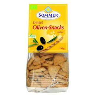 Sommer Oliven-Snacks natur, 150 gr Packung