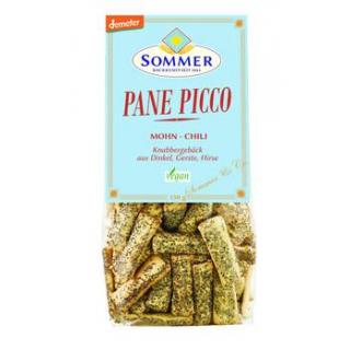 Sommer Pane Picco Mohn, 150 gr Packung