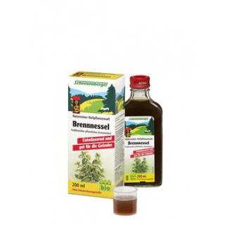 Schoenenberger Brennessel-Saft, 200 ml Flasche