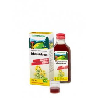 Schoenenberger Johanniskraut-Saft, 200 ml Flasche