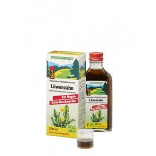 Schoenenberger Löwenzahn-Saft, 200 ml Flasche