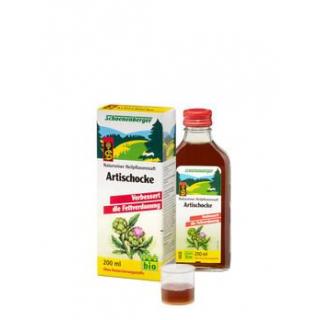Schoenenberger Artischocken-Saft, 200 ml Flasche
