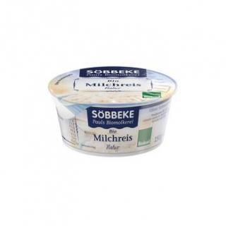 Söbbeke Milchreis Natur, 150 gr Becher