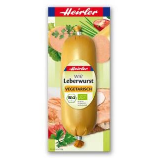 Heirler ... wie Leberwurst, 150 gr Stück