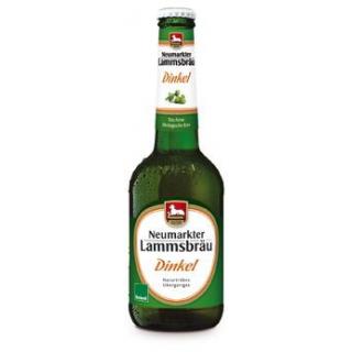 Neumarkter Lammsbräu Dinkel, 0,33 ltr Flasche